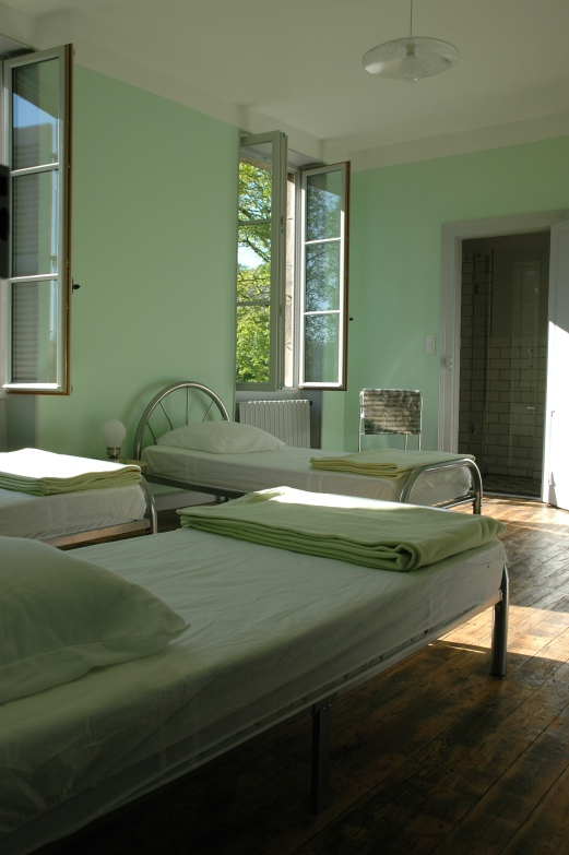 Chambre 4 lits