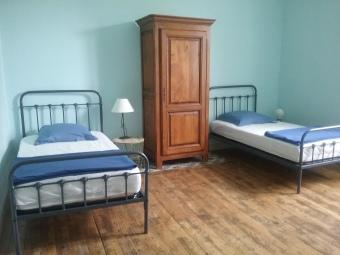 Chambre 3 lits