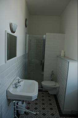 Salle de bain dans chaque chambre